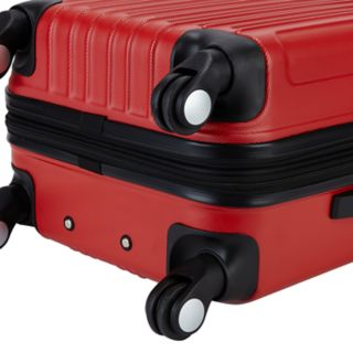 Travelers Club Madison Carry-On Luggage
