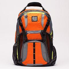 Ful Hexar Padded Laptop Backpack