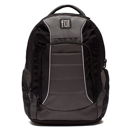 Ful Ace Padded Laptop Backpack