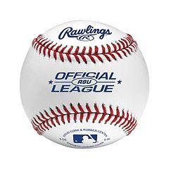 Rawlings 8U Bucket & 24 Baseballs Set