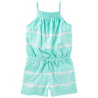 Toddler Girl OshKosh B'gosh® Tie-Dye Halter Romper