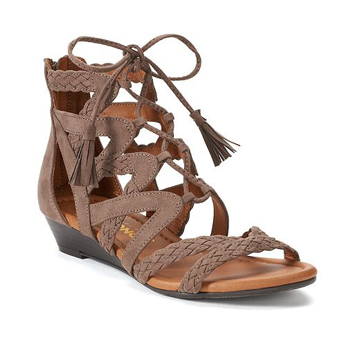 58a07669b97 SONOMA Goods for Life™ Sally Women s Gladiator Sandals