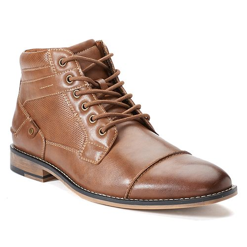 SONOMA Goods for Life™ Nickolas Men's Ankle Boots