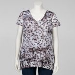 Plus Size Simply Vera Vera Wang Layered Top