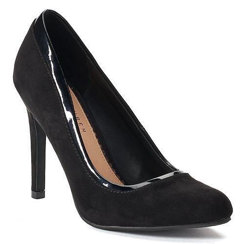 LC Lauren Conrad Carnation Women's High Heels