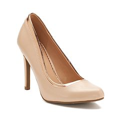 LC Lauren Conrad Carnation Women's High Heels