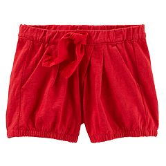 Toddler Girl OshKosh B'gosh® Pleated Bubble Shorts