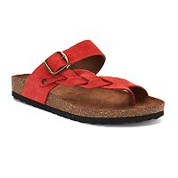 SONOMA Goods for Life™ Maurine Women's Leather Sandals