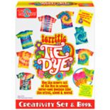 T.S. Shure Terrific Tie Dye Creativity Set And Book
