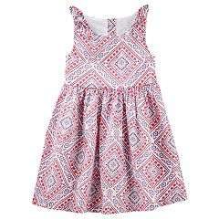 Toddler Girl OshKosh B'gosh® Bandana Print Dress