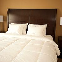 Downlite Summer Weight Warm White Goose Down Comforter