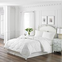 Laura Ashley Microfiber Quilted Comforter