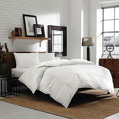 Eddie Bauer White Down Medium Warmth Comforter
