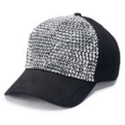Women's Mudd® Bling Front Cap