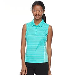 Women's FILA SPORT® Sleeveless Knit Golf Polo