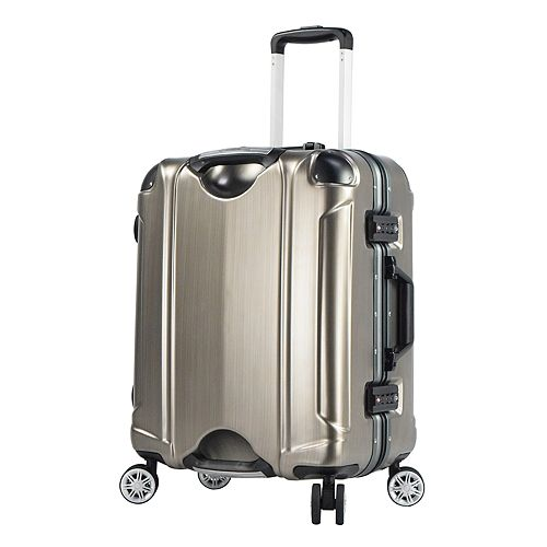 Travelers Club Luna 20-Inch Spinner Luggage