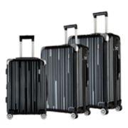 Travelers Club Nurmi 3-piece Luggage Set