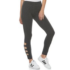 Women's French Laundry Cutout Leggings