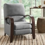 Madison Park Sheridan Mid-Century Modern Recliner Chair