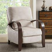 Madison Park Sheridan Mid-Century Modern Recliner Chair