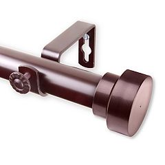 Rod Desyne Bonnet Window Curtain Rod