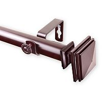 Rod Desyne Bedpost Window Curtain Rod