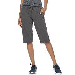 Women's Tek Gear® Straight Leg Skimmer Capris