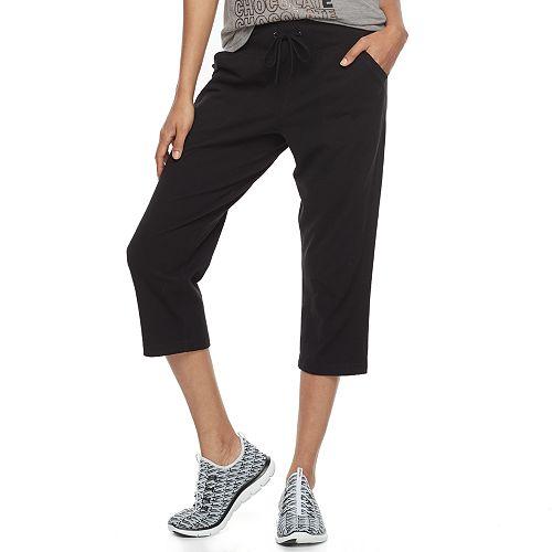 Women's Tek Gear® Moisture-Wicking Capri Pants