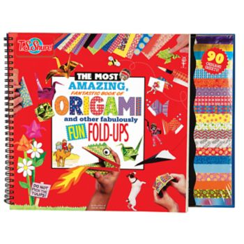 T.S. Shure Origami And Other Fun Fold Ups Book