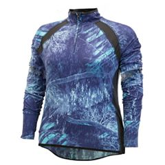 Women's Realtree Ascent 1/4-Zip Wind Shirt