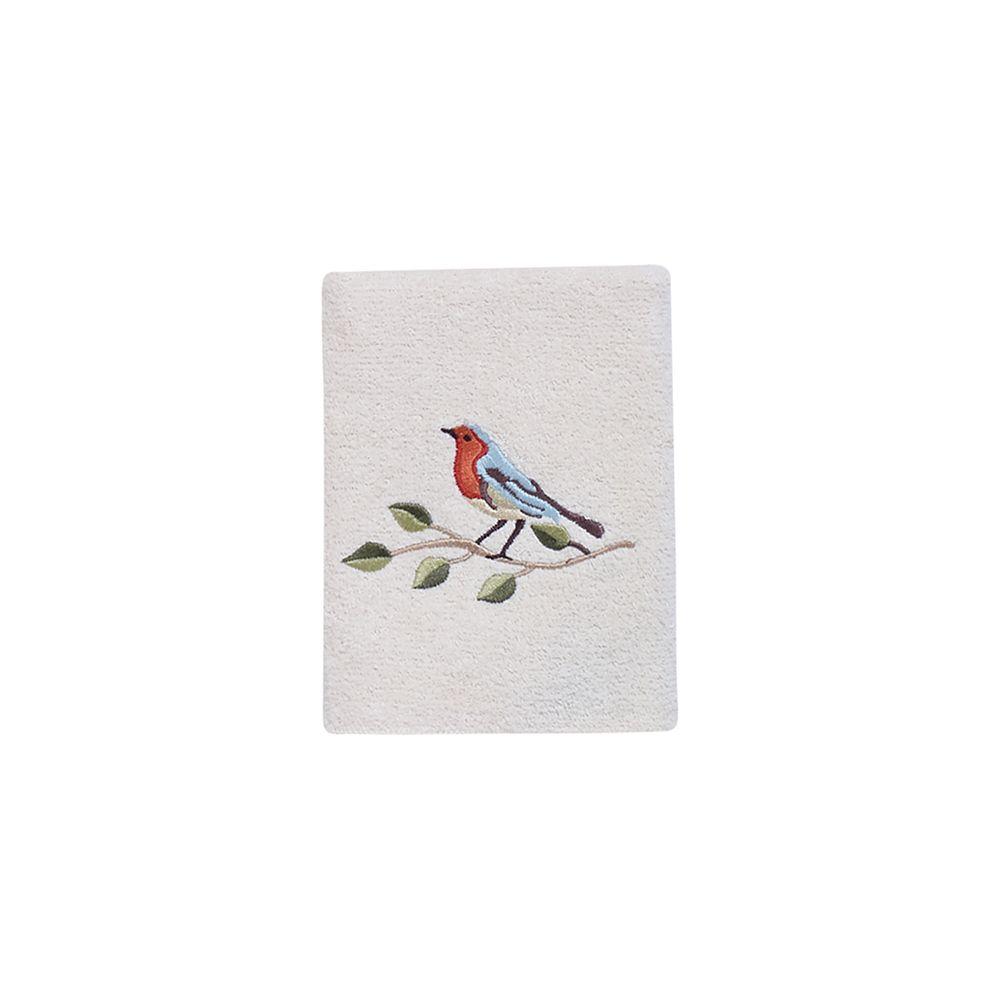 Avanti Bird Choir Washcloth
