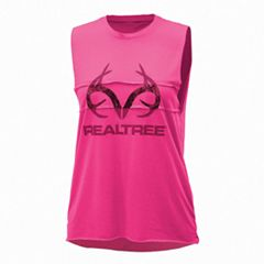 Women's Realtree Aero Graphic Muscle Tank
