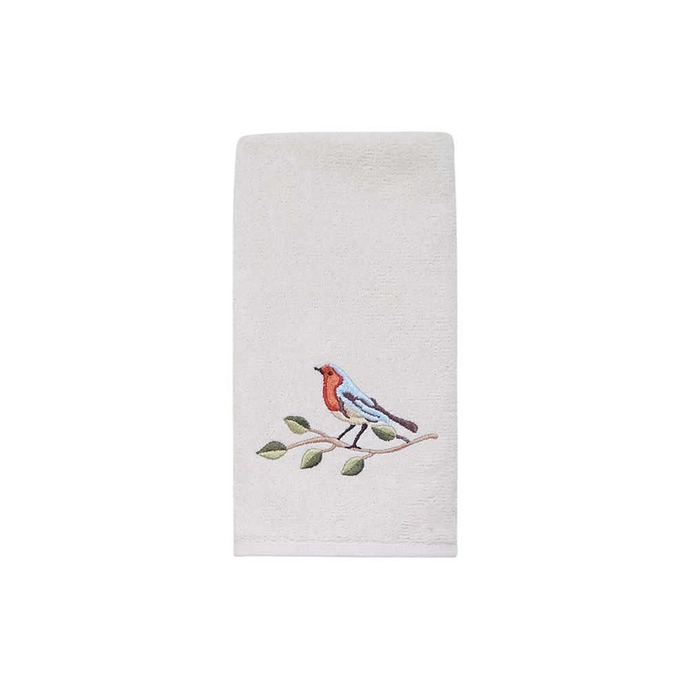 Avanti Bird Choir Fingertip Towel