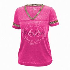 Women's Realtree 'Best Shot' Graphic Tee