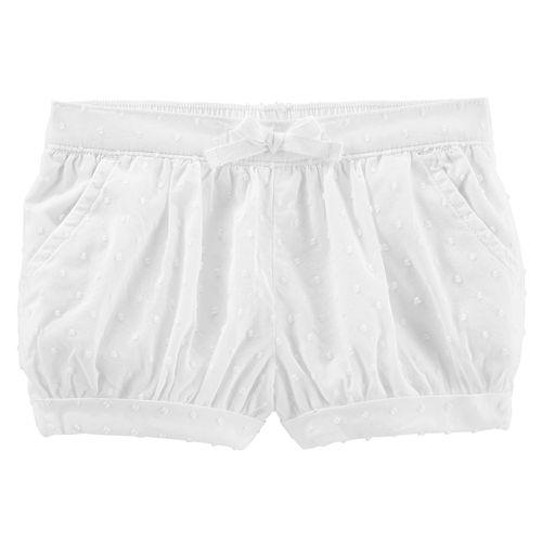 Toddler Girl OshKosh B'gosh® Swiss Dot Bubble Shorts