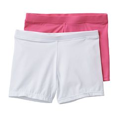 Girls  2-pk. Playground Pals Bike Shorts