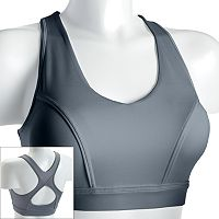 Tek Gear® Bra: Core Essentials Racerback Medium-Impact Sports Bra