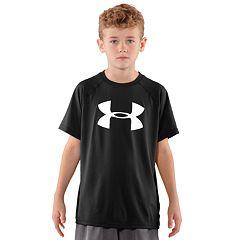 Boys 8-20 Under Armour Tech Logo Tee