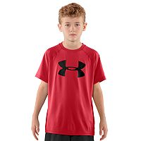 Boys 8-20 Under Armour Tech Logo Tee