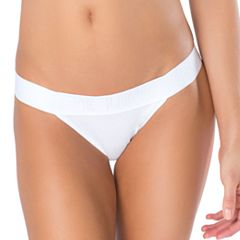 Juniors' SO® Love Elastic Thong Panty