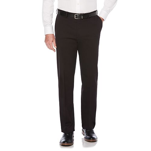 Men's Savane Ultimate Straight-Fit Performance Flat-Front Chino Pants