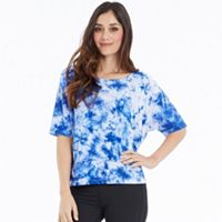 Women's Balance Collection Goldie Open Twist Back Top