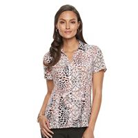 Women's Dana Buchman Release-Pleat Blouse