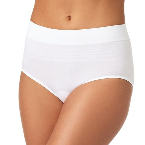 Women's Warner's No Pinching No Problems Seamless Brief Panty RS1501P