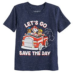 Toddler Boy Jumping Beans® Paw Patrol Fire Truck Graphic Tee