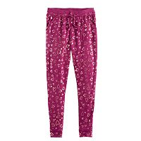 Girls Plus Size SO® Pocket Jogger Pants