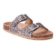 SO® State Fair Girls' Sandals
