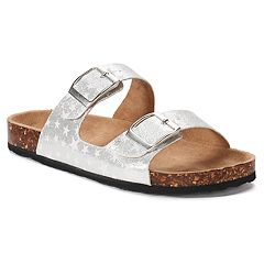 SO® State Fair Girls' Sandals