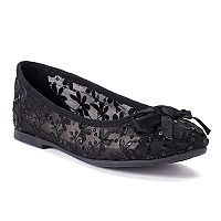SO® Troupe Girls' Ballet Flats