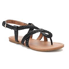 SO® Mime Girls' Sandals